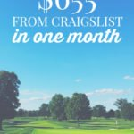 How I Earned $655 From Random Craigslist Jobs In One Month