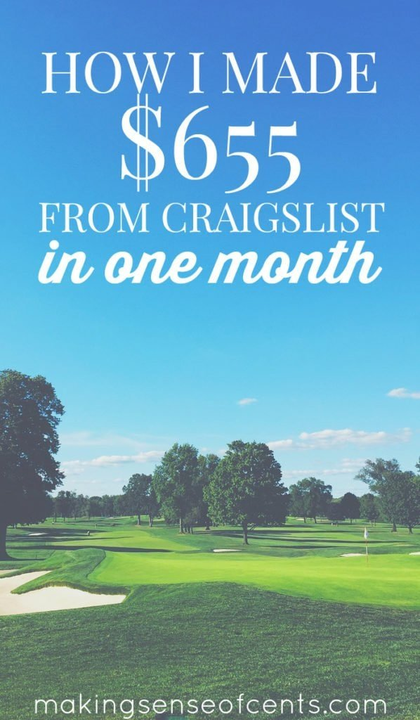 Are you in need of some extra cash? Here's how I made an extra $655 in one month from random Craigslist gigs. Check out how to make money on Craigslist!