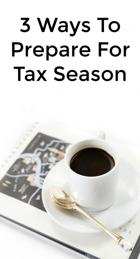 Tax returns are due in just a few months, so today I want to talk about how you can prepare for tax season. Even though taxes are an area that most people do not look forward to, I believe that starting them as soon as possible can help you in the long run.