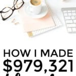 How I Made $979,321 In 2016 – My December Online Income Report and Annual Wrap Up