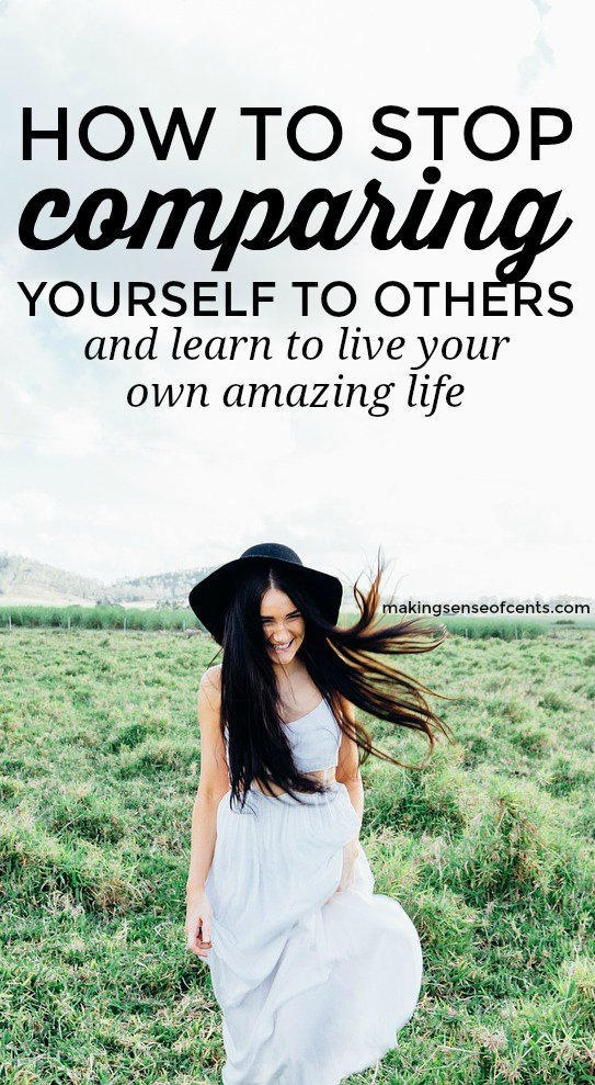 Do you find yourself comparing yourself to others often? Here are reasons you should stop comparing yourself to others and start living your own life.