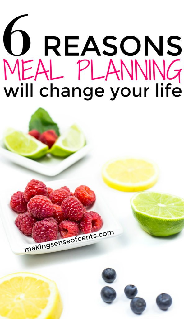 Weekly meal plans completely changed my life. Trust me, there are so many positives of meal planning and today I'll tell you all about them!
