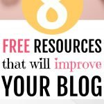 Here are 8 great blogging freebies!