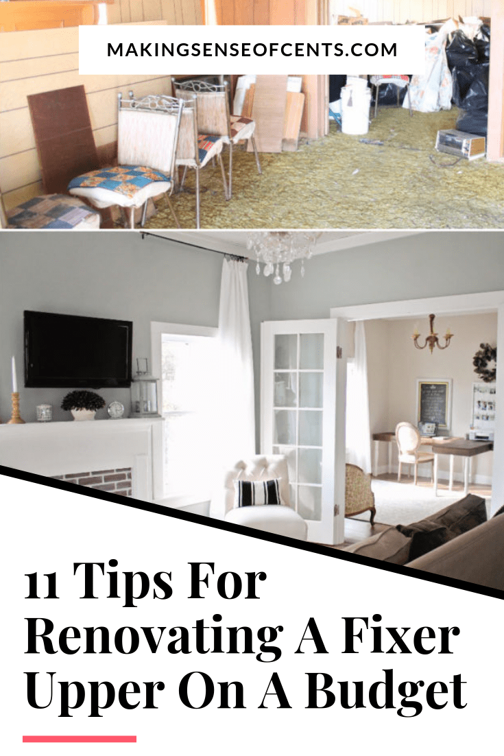Are You Interested In Renovating A Fixer Upper Have Ever Diyed Part Of Your Home Here Is How