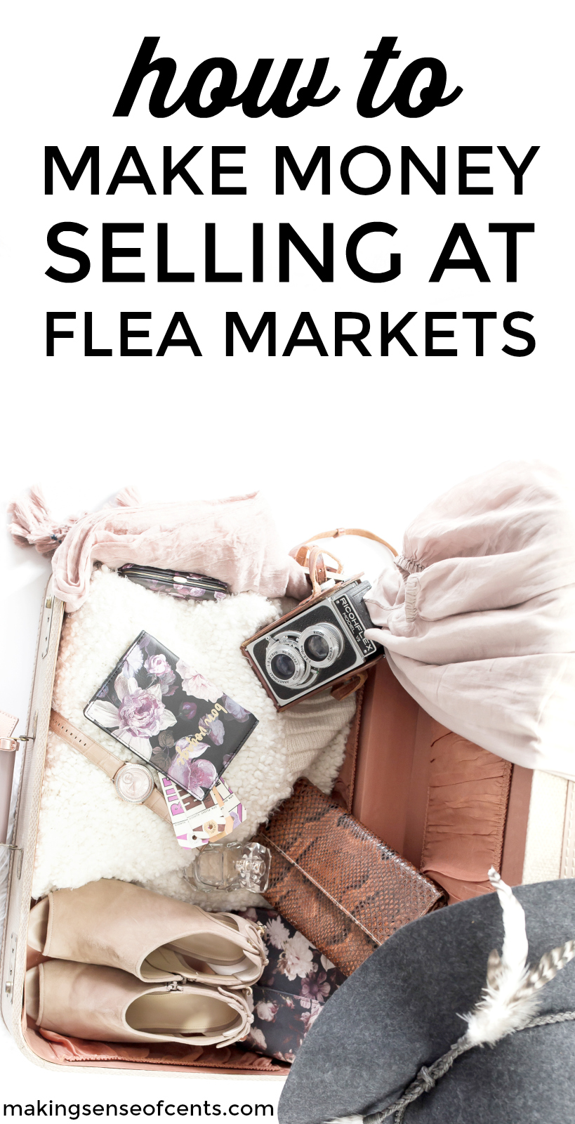 How To Make Money Ing At Flea Markets Local Tips