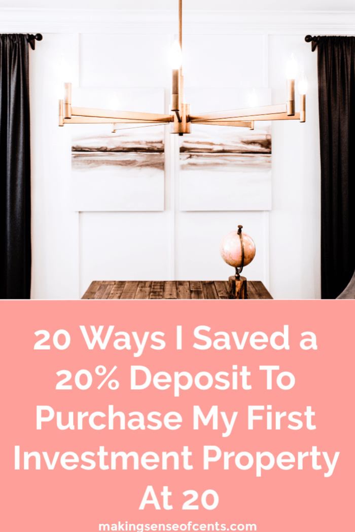 7a202e36b 20 Ways I Accomplished Saving For a Deposit To Purchase My First ...