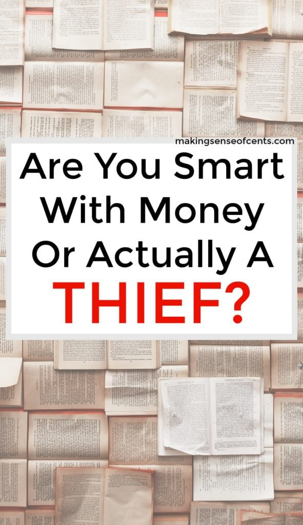Do you think a line can be crossed when money saving ways becomes too cheap, and eventually turns into theft? What does frugal or cheap mean to you?