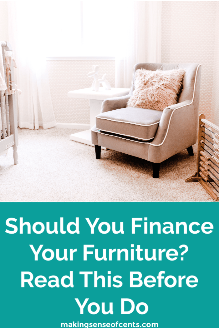 Is Financing Furniture A Good Idea? Skip The Home Furniture Payment
