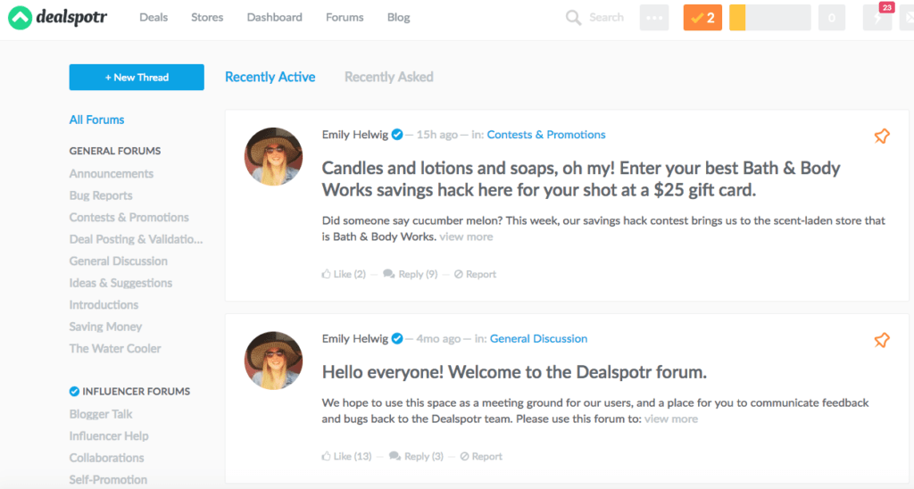 Dealspotr Review - Save and Make Money When Shopping Online