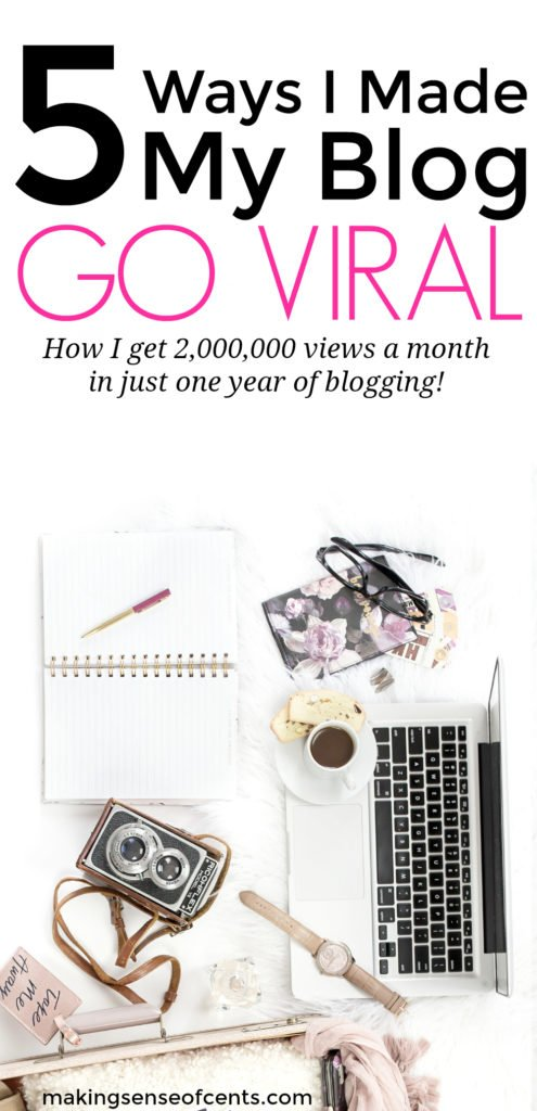 Silas and Grace receive 2,000,000 views each month, earn around $10,000 to $15,000 a month, and they've only been blogging for around one year!