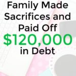 """How This Family Moved To The """"Hood"""" and Paid Off $120,000 in Debt"""