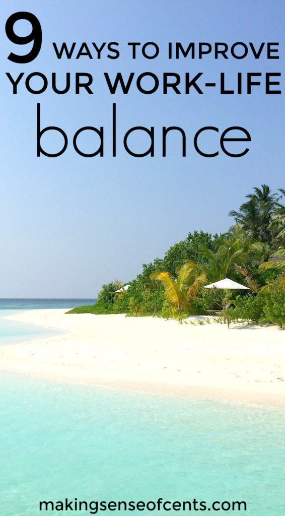 Life is great as a digital nomad. However, that doesn't mean that life is a vacation. Creating a good work life balance is extremely important. Here are my tips!