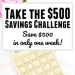 7 Days. 1 Challenge. Up to $500 Earned!