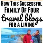 How This Successful Family Of Four Makes Travel Blogging Work For Them