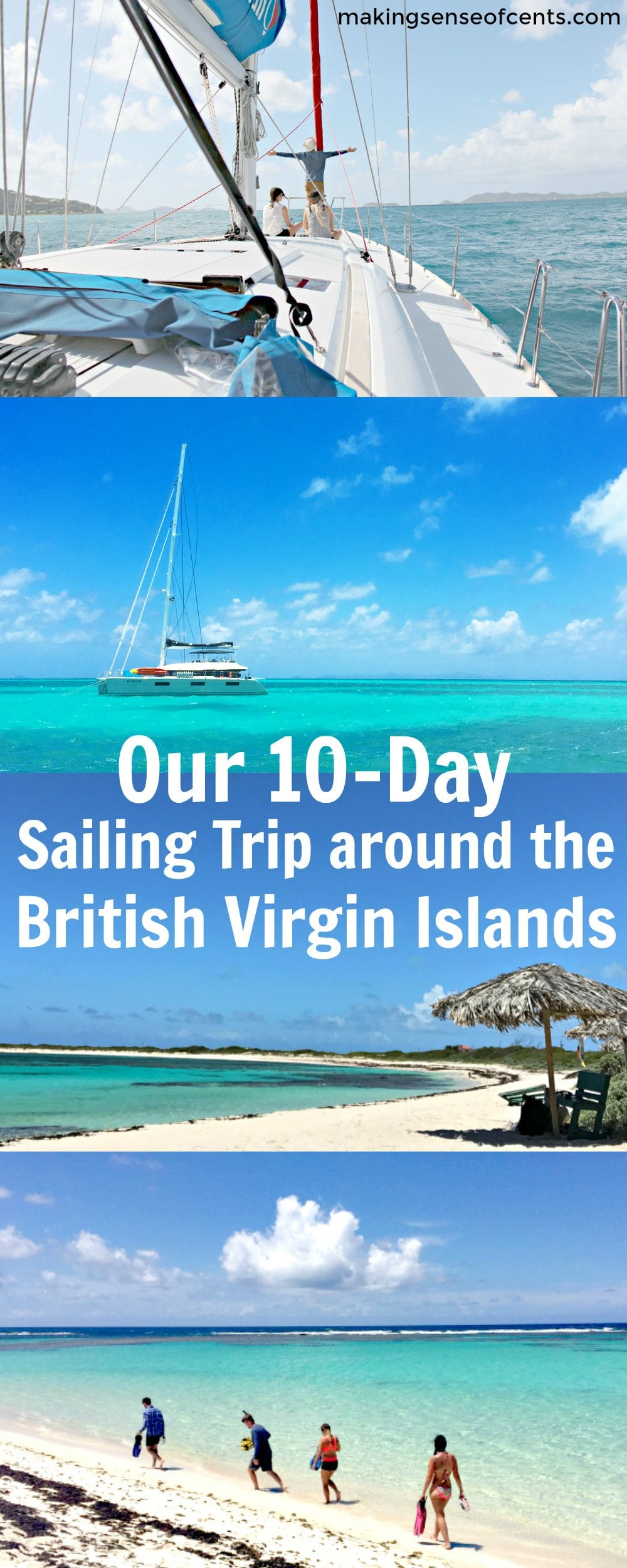 british virgin islands sailing charter