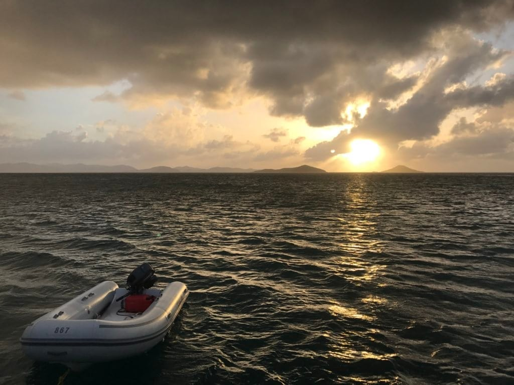 Sailing Charter Around The British Virgin Islands Review