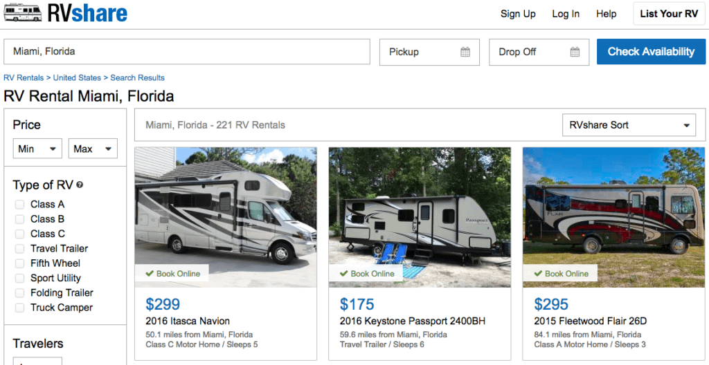 How To Make Money By Renting Out Your RV - RV Rental with RV Share