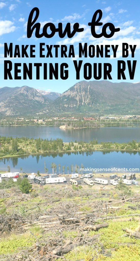 How To Make Money By Renting Out Your RV - RV Rental with RV