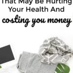 5 Unhealthy Habits That May Be Hurting Your Health And Costing You Money
