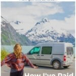 How I've Paid Off $29,000 In Debt By Living In a Van