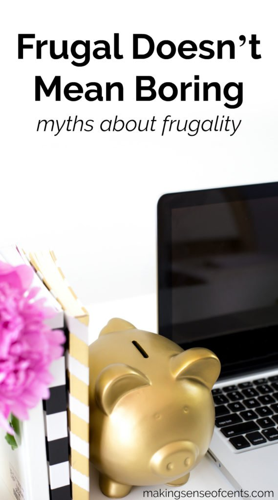 Frugality is one of the most beautiful and joyful words in the English language, and yet one that we are culturally cut off from understanding and enjoying. The consumption society has made us feel that happiness lies in having things, and has failed to teach us the happiness of not having things. #frugal #moneysavingtips
