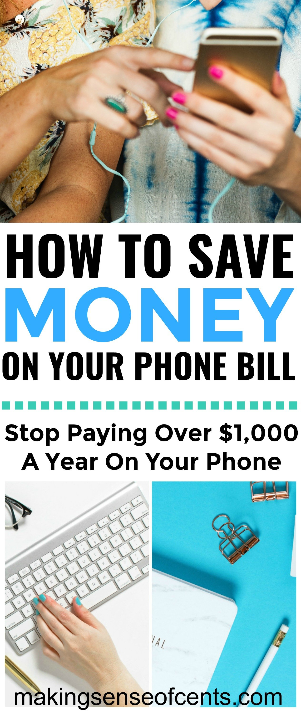 How To Save Money On Your Phone Bill: Find Cheap Cell Phone