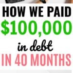 How We Paid Off $100,000 in Debt in 40 Months: Marriage and the Military
