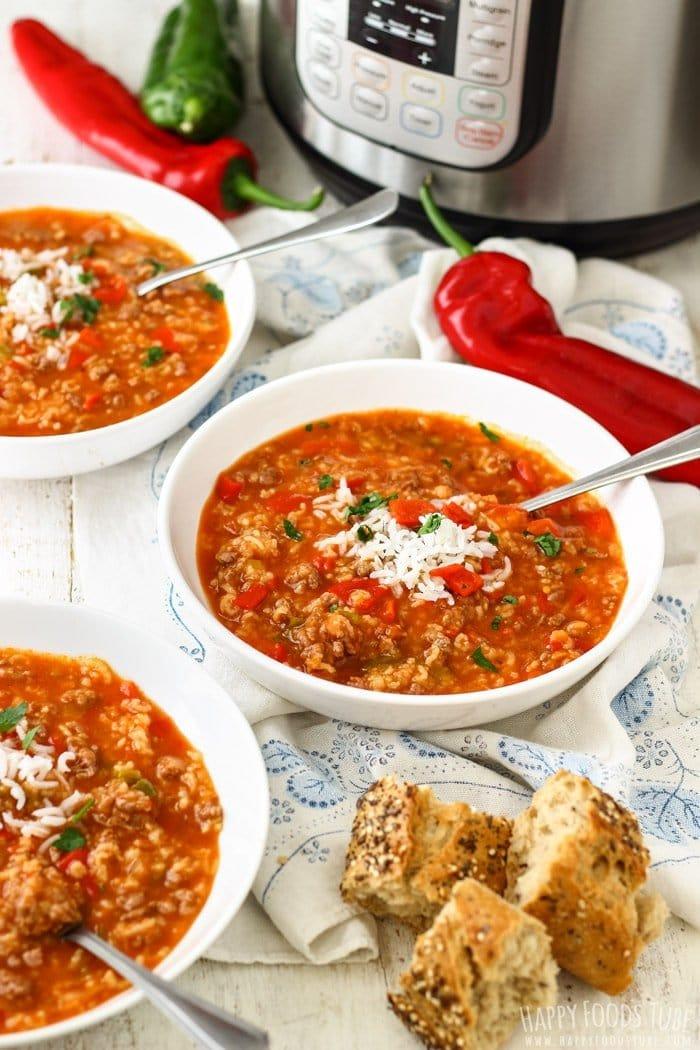 10 Easy Instapot Recipes and Dinner Ideas - Instant Pot Recipes