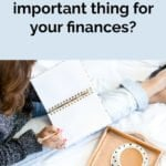 Check in on your finances with regular money talks