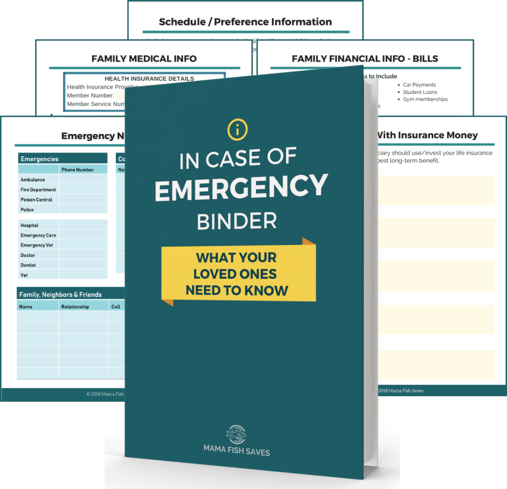 Answers to 7 Common Questions About Emergency Binders