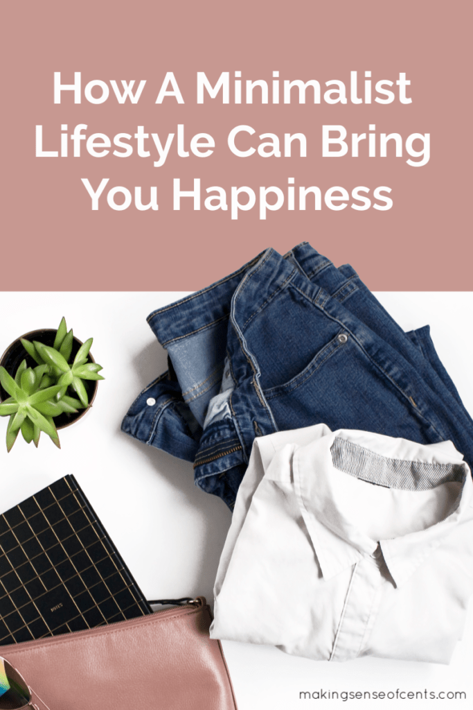 How A Minimalist Lifestyle Can Bring You Happiness #MinimalistLifestyle #Minimalist #Minimalism