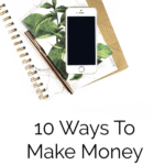 Need Some Quick Cash? 10 Ways How To Make Money Fast