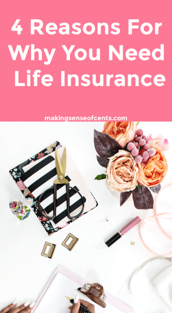 Wondering Why You Need Life Insurance? Here Are 4 Reasons Why #lifeinsurance #moneymanagementtips