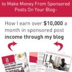 8 Easy Tips To Make Money From Sponsored Posts On Your Blog