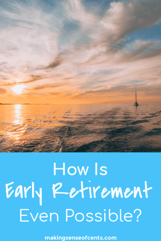 How Is Early Retirement Even Possible? #earlyretirement #retirement