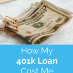 How My 401k Loan Cost Me $1 Million Dollars
