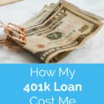 How My 401k Loan Cost Me $1 Million Dollars