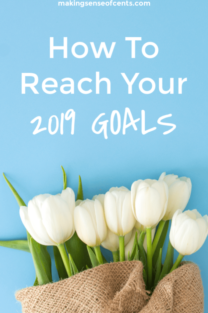 Setting 2019 Goals- Let's make this year the best! #settinggoals #2019goals
