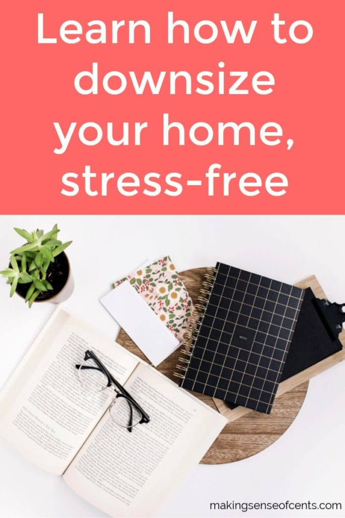 Lær at nedskære dit hjem, stress fri! #howtodownsizeyourhome #downsize