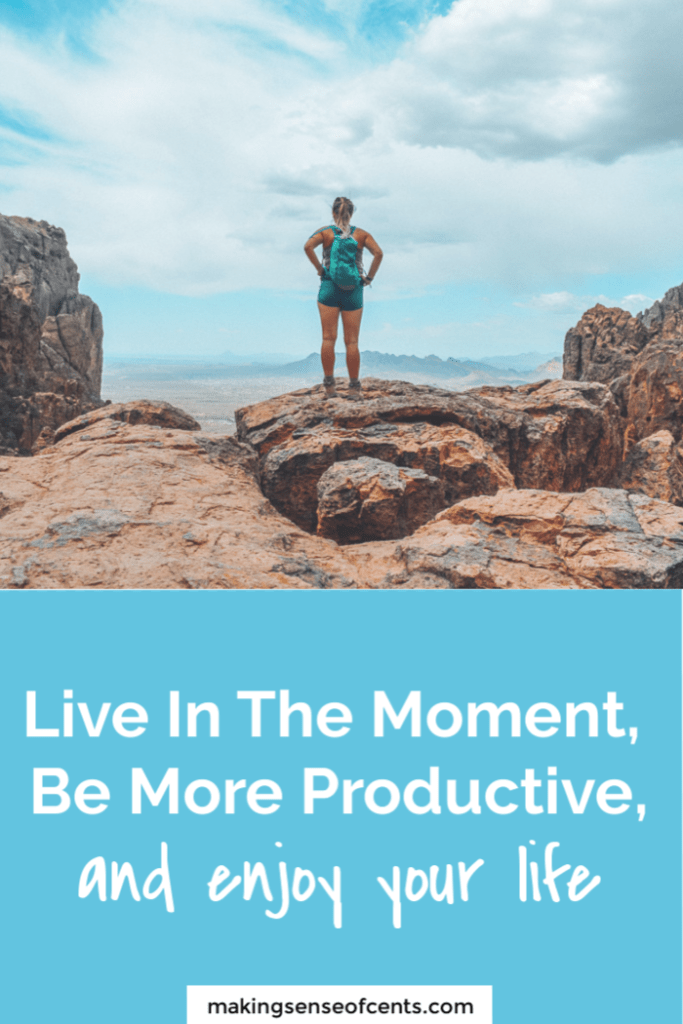 My Quest To Live In The Moment And Enjoy Life More #howtoliveinthemoment #dreamlife