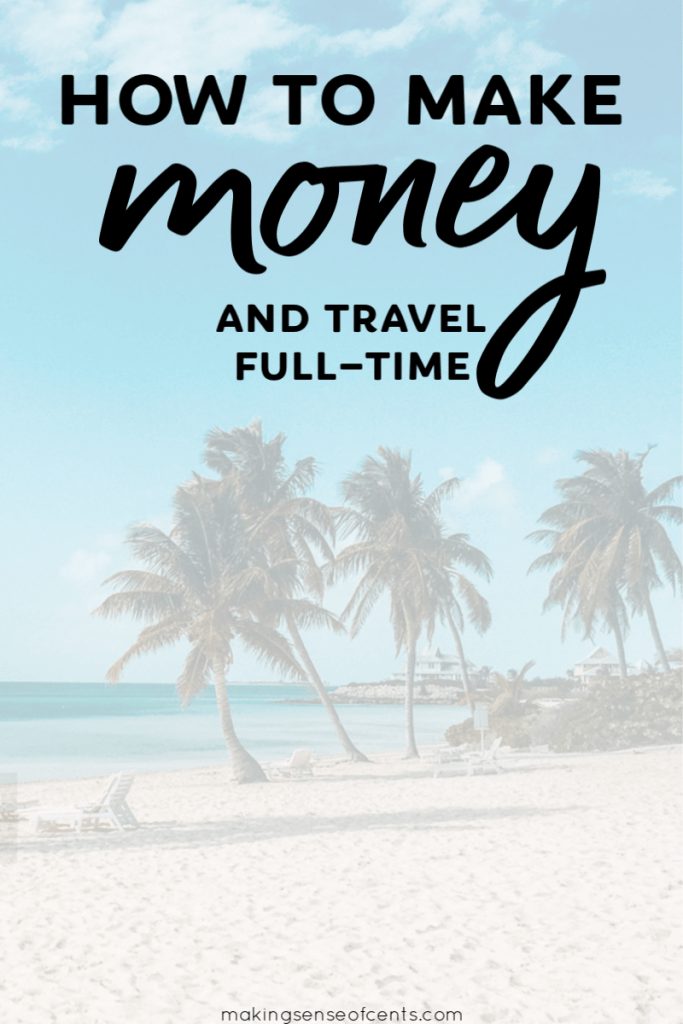 How I Made Money And Traveled Full-Time In February 2019 #howtomakemoney #travel