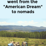 """How my family of five went from the """"American Dream"""" to nomads"""