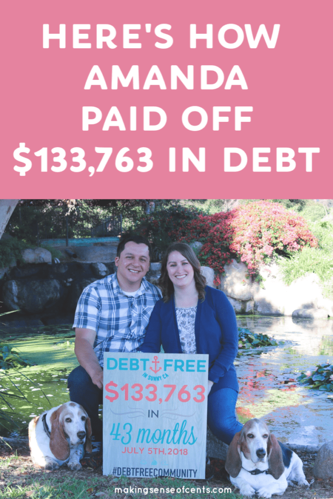 How Amanda Paid Off $133,763 In Debt in 43 months #debtpayoff #payoffdebt