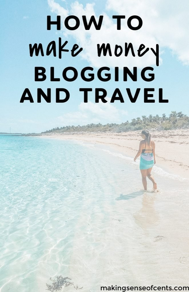 How To Make Money Blogging And Travel #makemoneyblogging #digitalnomad