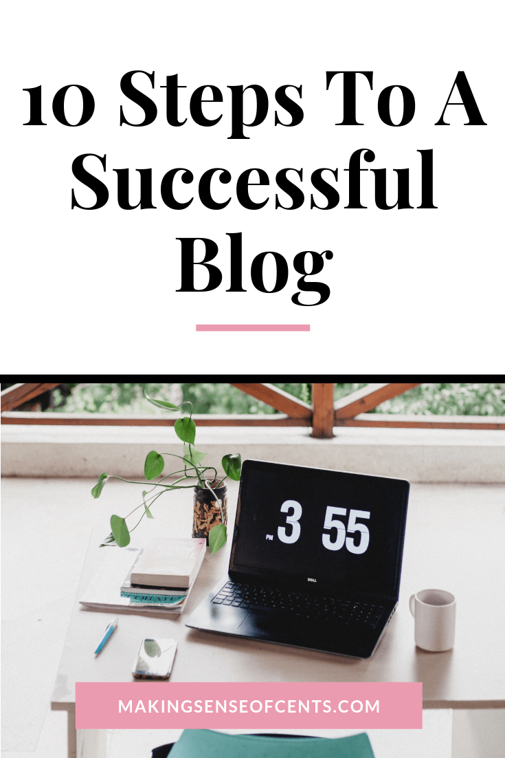 Learning how to start a successful blog is no easy feat. That being said, one of the best things I've done in my life is learning how to start a blog and make money blogging. #howtostartasuccessfulblog #makemoneyblogging