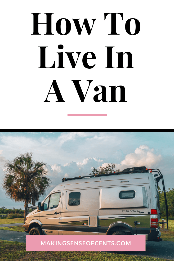 We're Going To Be Living in a Van! We're going to be living in a van! Here's why we made the choice, more info about our Winnebago Revel, our future van life plans, and more. #livinginavan #vanlife