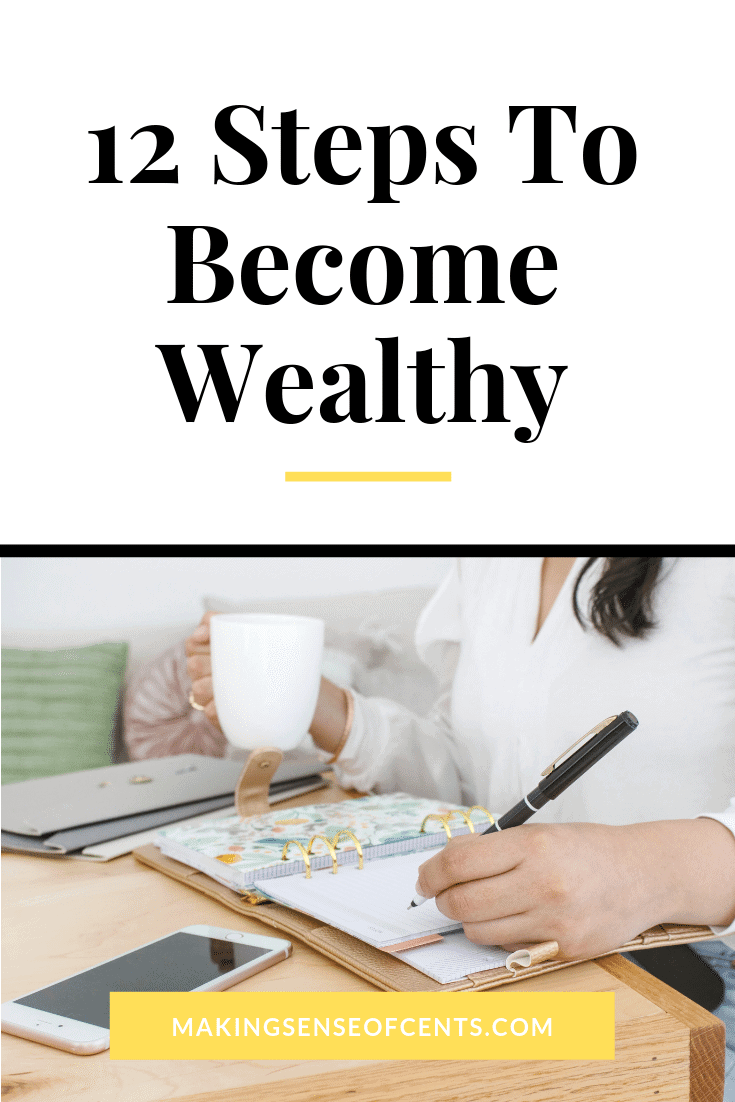 How To Become Rich – It's More Than Millions In The Bank #howtobecomerich #makeextramoney #moneymanagementtips