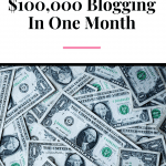 My 8 Year Blogiversary: How I Made Money Blogging In July 2019