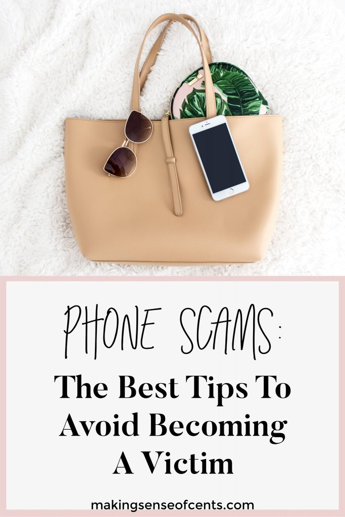 Nearly all of the phone calls I have recently received are phone scams. In fact, whenever my cell phone rings, I just assume it's a scammer.  If it's a number I don't recognize, I don't answer it. They can send me a text or leave me a message, it's just that simple. #phonescams #moneymanagement