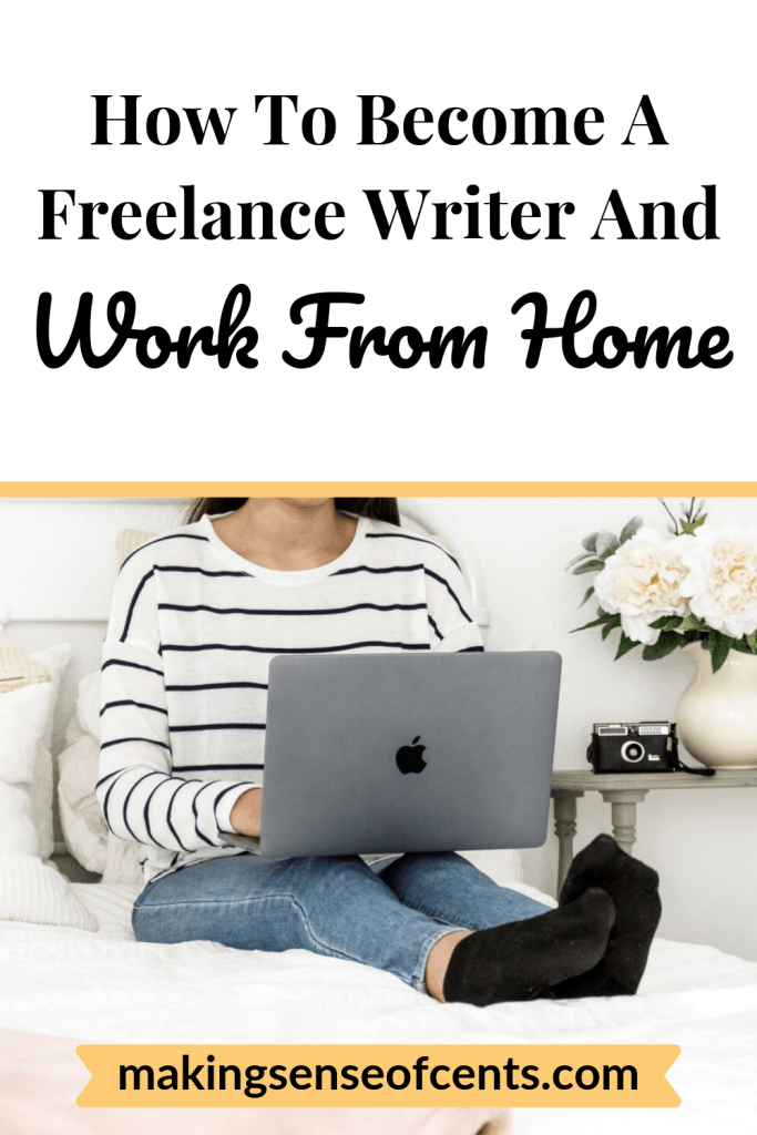 How To Start As A New Freelance Writer #freelancewriter #howtobecomeafreelancewriter #makeextramoney